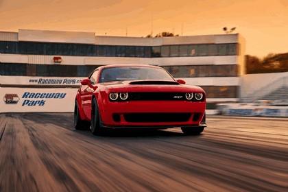 2017 Dodge Challenger SRT Demon 4