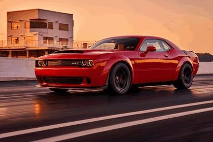 2017 Dodge Challenger SRT Demon 10