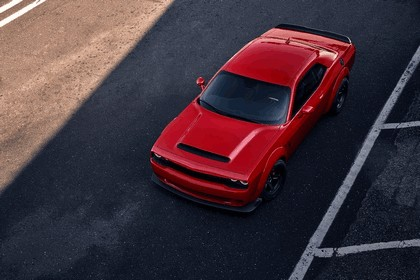 2017 Dodge Challenger SRT Demon 12