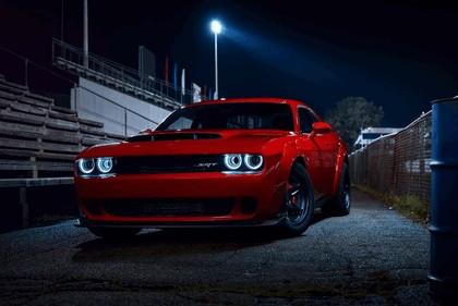 2017 Dodge Challenger SRT Demon 38