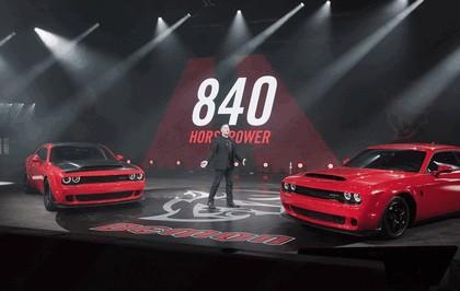 2017 Dodge Challenger SRT Demon 140