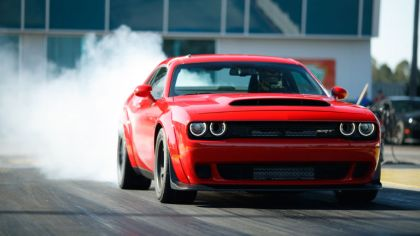 2017 Dodge Challenger SRT Demon 8