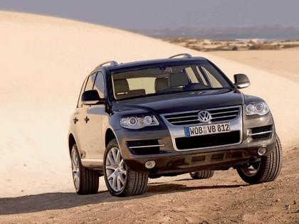 2007 Volkswagen Touareg V10 TDI 4