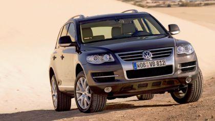 2007 Volkswagen Touareg V10 TDI 1