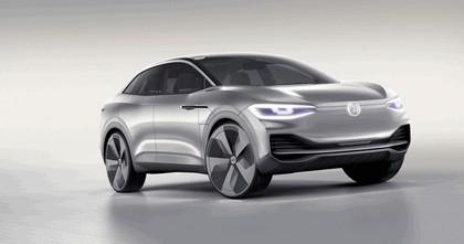 2017 Volkswagen I.D. Crozz concept 1