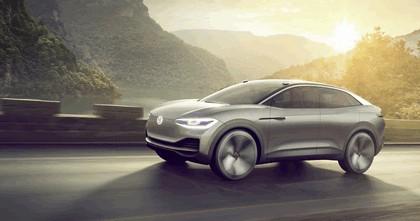 2017 Volkswagen I.D. Crozz concept 10