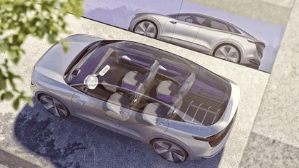 2017 Volkswagen I.D. Crozz concept 11