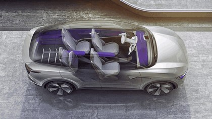 2017 Volkswagen I.D. Crozz concept 12