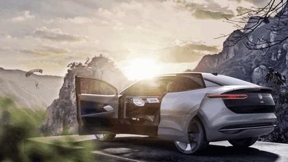 2017 Volkswagen I.D. Crozz concept 18