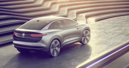 2017 Volkswagen I.D. Crozz concept 20