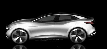 2017 Volkswagen I.D. Crozz concept 29