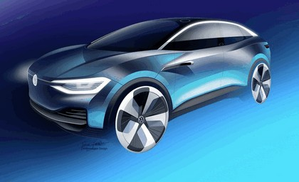 2017 Volkswagen I.D. Crozz concept 31
