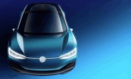2017 Volkswagen I.D. Crozz concept 33