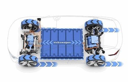 2017 Volkswagen I.D. Crozz concept 37