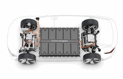 2017 Volkswagen I.D. Crozz concept 38