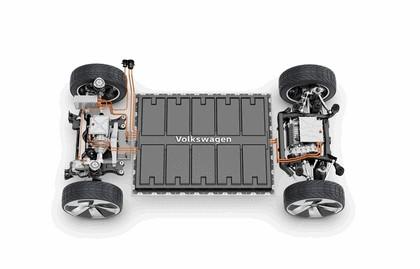 2017 Volkswagen I.D. Crozz concept 41