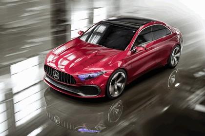 2017 Mercedes-Benz Concept A Sedan 1