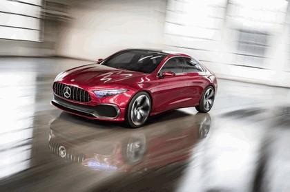 2017 Mercedes-Benz Concept A Sedan 2