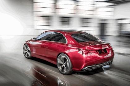 2017 Mercedes-Benz Concept A Sedan 4
