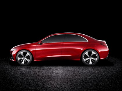 2017 Mercedes-Benz Concept A Sedan 8