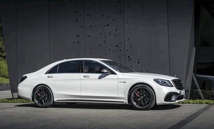 2017 Mercedes-AMG S 63 4Matic+ 6