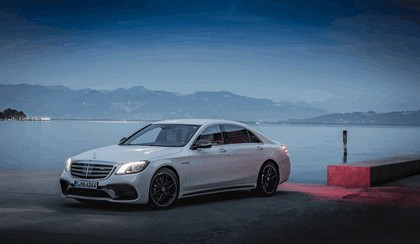 2017 Mercedes-AMG S 63 4Matic+ 9