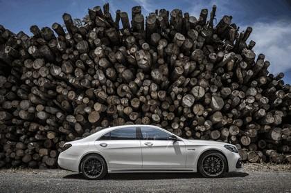 2017 Mercedes-AMG S 63 4Matic+ 10