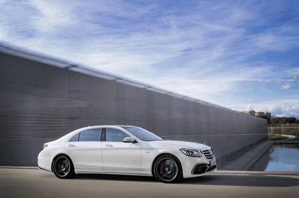 2017 Mercedes-AMG S 63 4Matic+ 14