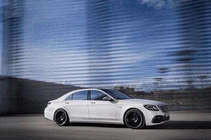 2017 Mercedes-AMG S 63 4Matic+ 15