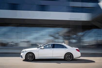 2017 Mercedes-AMG S 63 4Matic+ 20