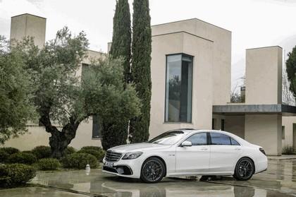 2017 Mercedes-AMG S 63 4Matic+ 22