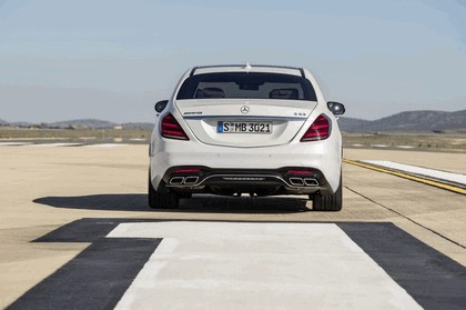 2017 Mercedes-AMG S 63 4Matic+ 31