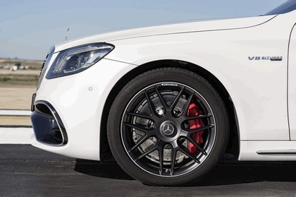2017 Mercedes-AMG S 63 4Matic+ 33