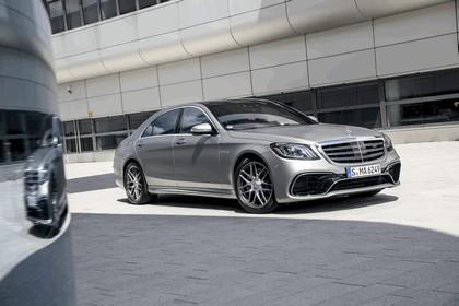 2017 Mercedes-AMG S 63 4Matic+ 42