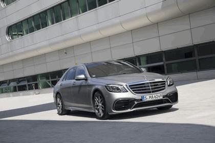 2017 Mercedes-AMG S 63 4Matic+ 43