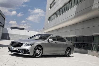2017 Mercedes-AMG S 63 4Matic+ 44