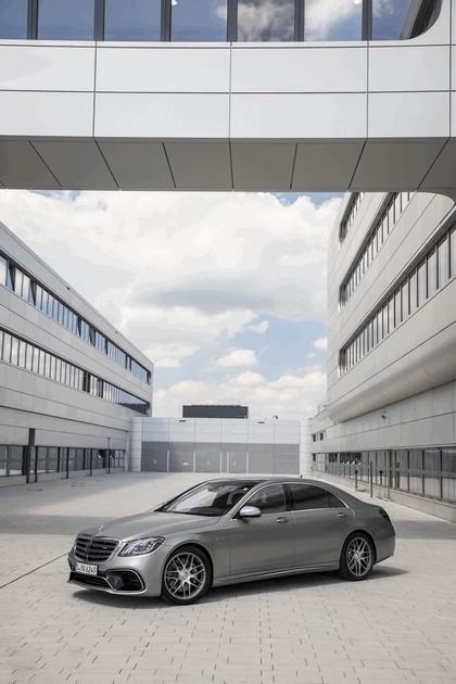 2017 Mercedes-AMG S 63 4Matic+ 46