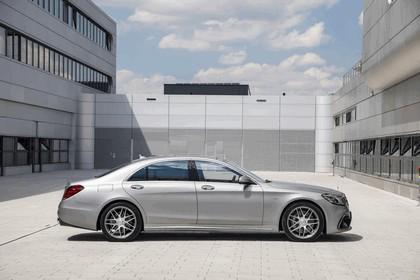 2017 Mercedes-AMG S 63 4Matic+ 48