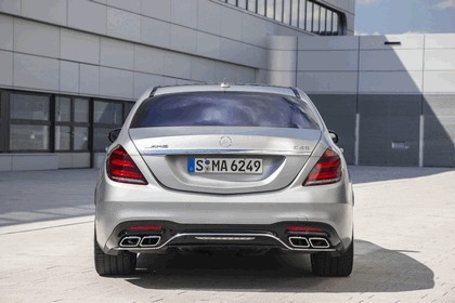2017 Mercedes-AMG S 63 4Matic+ 53
