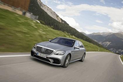 2017 Mercedes-AMG S 63 4Matic+ 57
