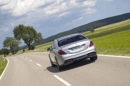 2017 Mercedes-AMG S 63 4Matic+ 60