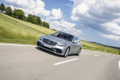 2017 Mercedes-AMG S 63 4Matic+ 61
