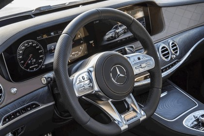 2017 Mercedes-AMG S 63 4Matic+ 70
