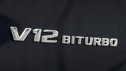 2017 Mercedes-AMG S 65 14