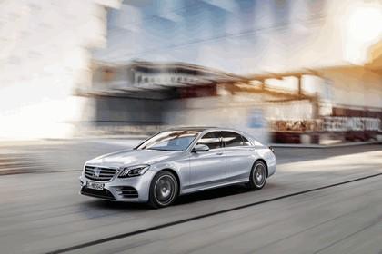 2017 Mercedes-Benz S-Klasse LWB 1