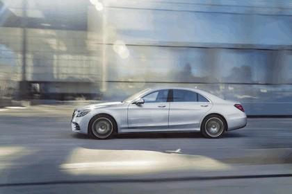2017 Mercedes-Benz S-Klasse LWB 2