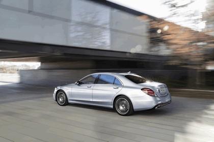 2017 Mercedes-Benz S-Klasse LWB 3