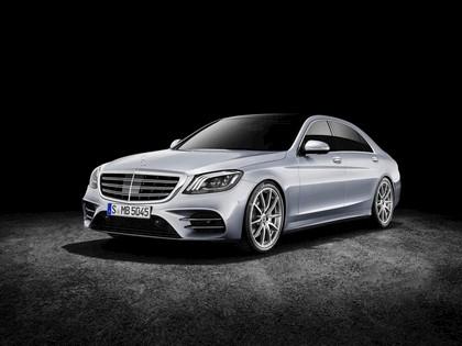 2017 Mercedes-Benz S-Klasse LWB 7