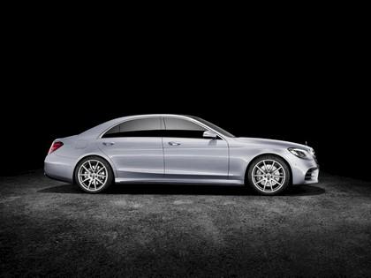 2017 Mercedes-Benz S-Klasse LWB 8