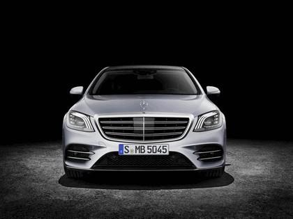 2017 Mercedes-Benz S-Klasse LWB 10